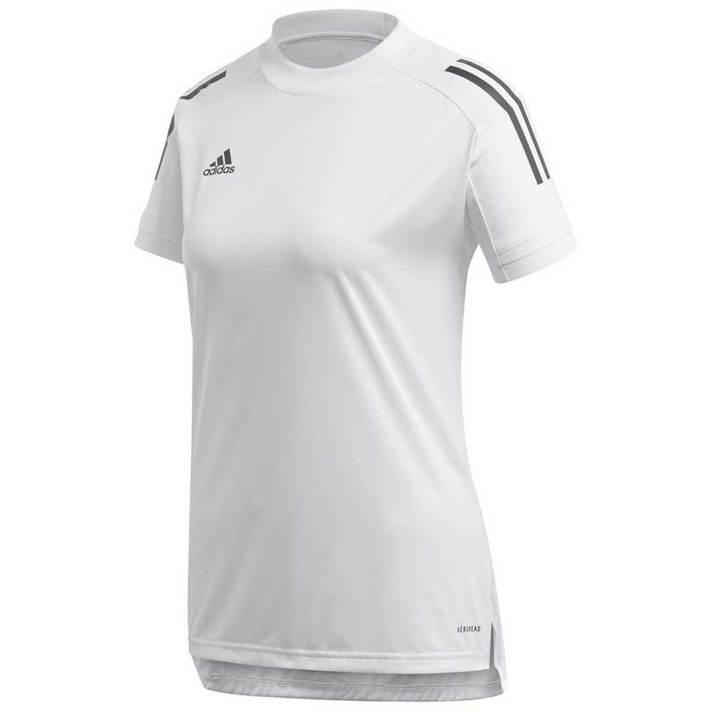 Adidas T-shirt Manche Courte Condivo 20 Training XS White / Black