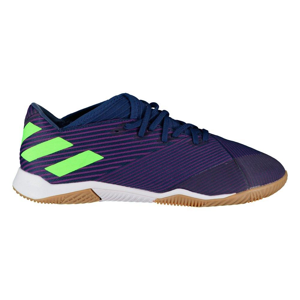 Adidas Nemeziz Messi 19.3 In EU 44 2/3 Tech Indigo / Signal Green / Glory Purple