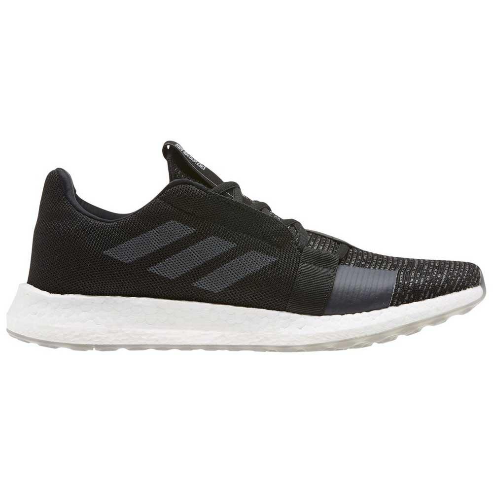 Adidas Senseboost Go EU 43 1/3 Core Black / Grey Six / Grey Three