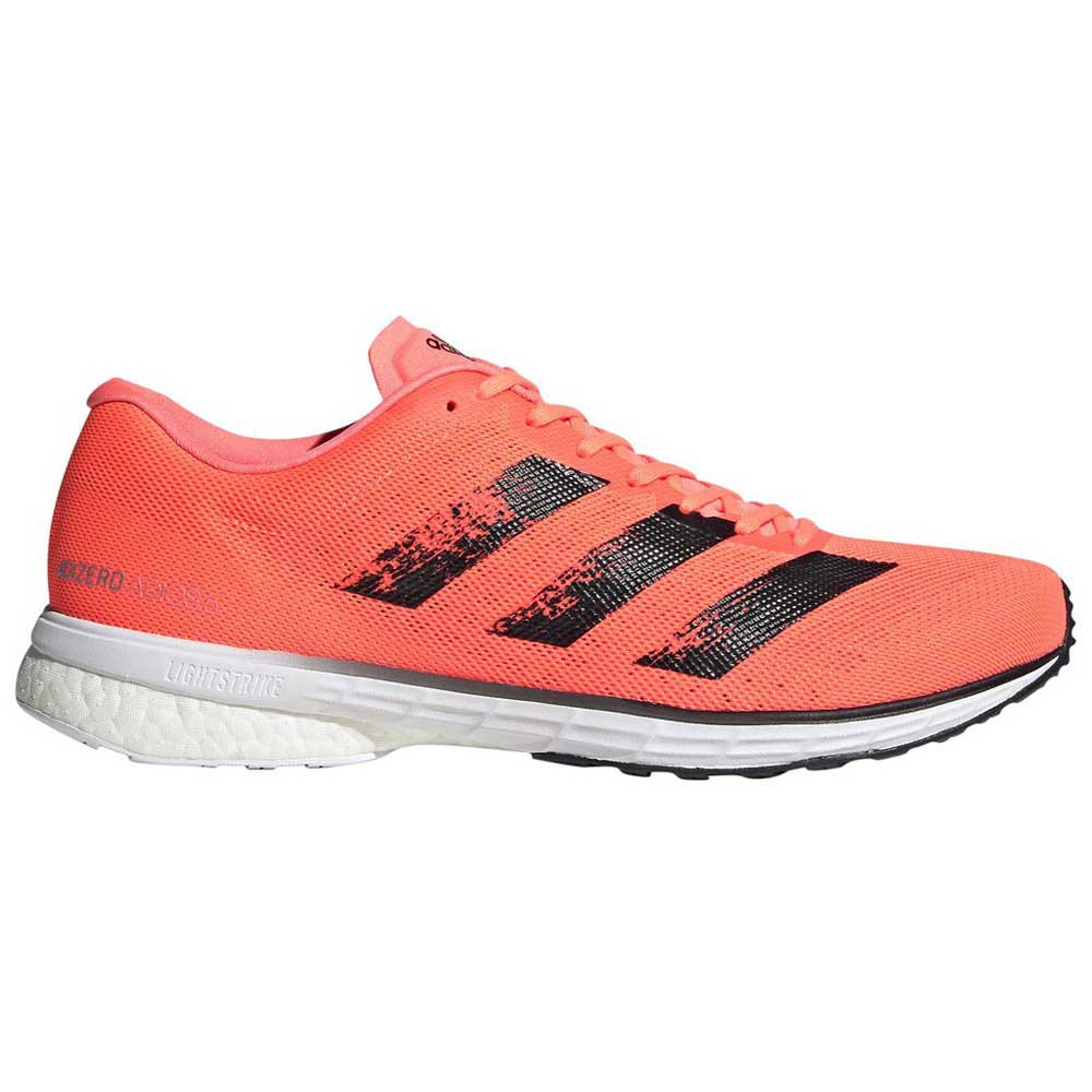 Adidas Adizero Adios 5 EU 42 Signal Coral / Core Black / Footwear White
