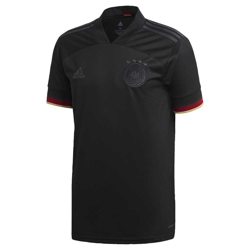 Adidas T-shirt Allemagne Extérieur 2020 XXL Black / Carbon