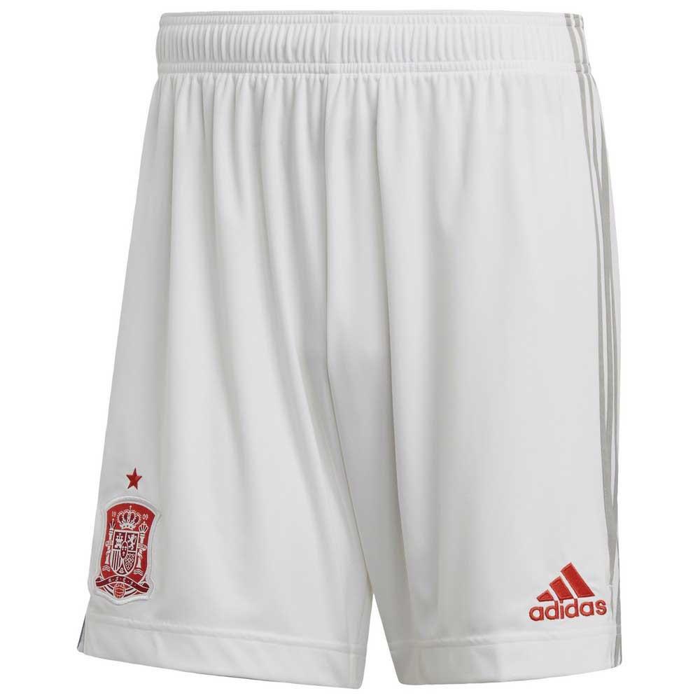 Adidas Le Short Espagne Extérieur 2020 XL White