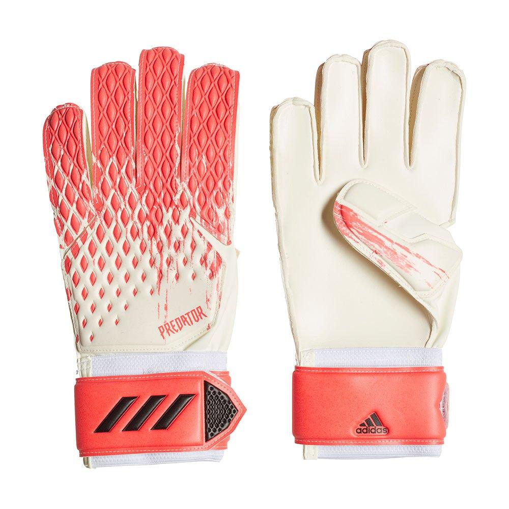 Adidas Predator Match Goalkeeper Gloves 10 1/2 White / Pop