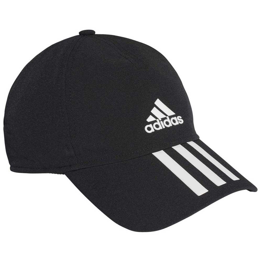 Adidas Aeroready Baseball 3 Stripes 4 Athletes 60 cm Black / White