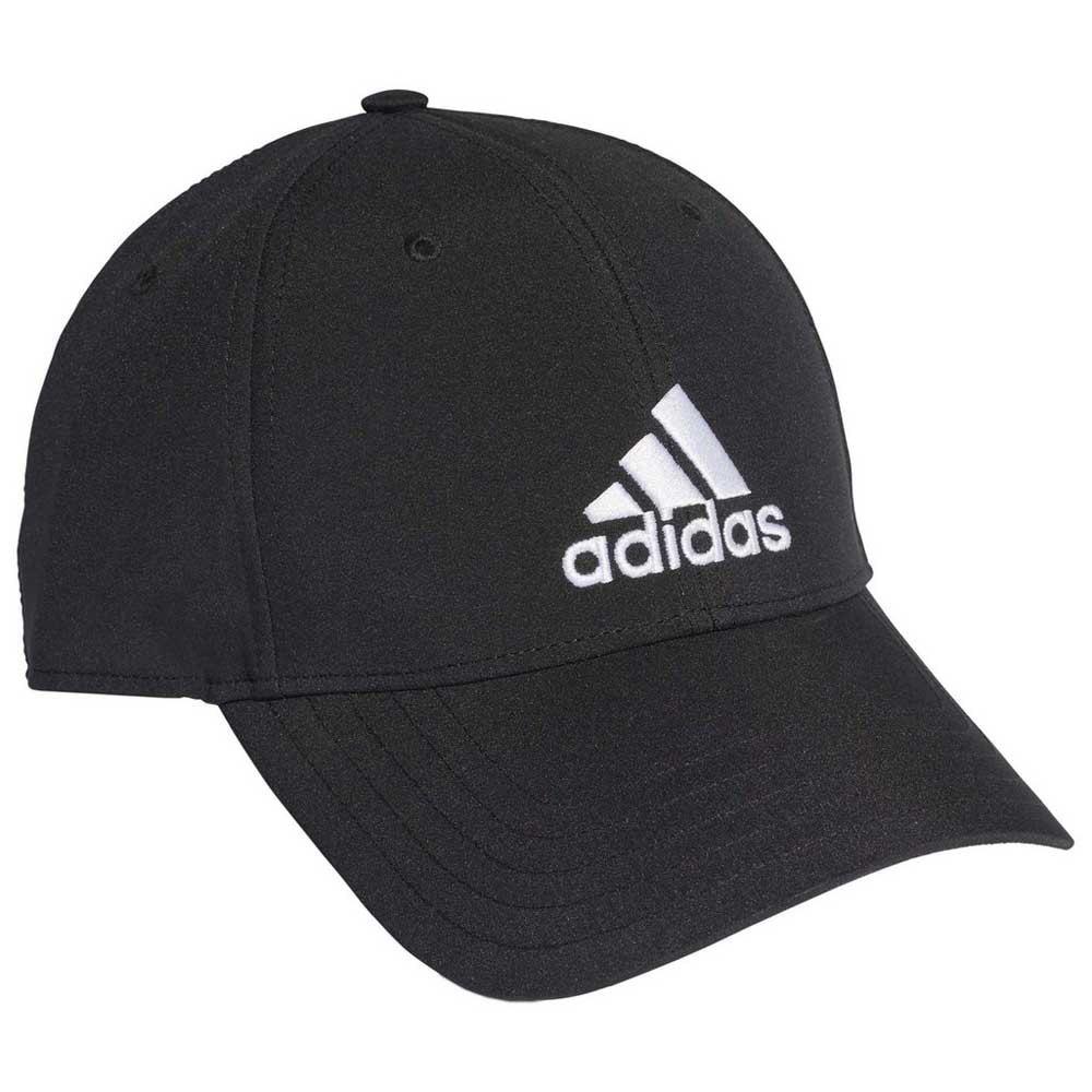 Adidas Baseball Lightweight Embroidered Logo 60 cm Black / White