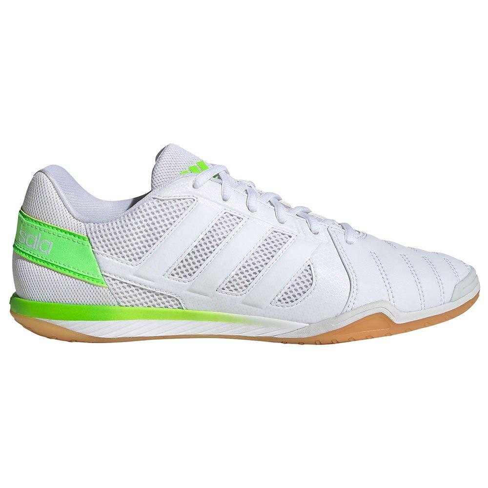 Adidas Chaussures Football Salle Top Sala In EU 45 1/3 Footwear White / Signal Green
