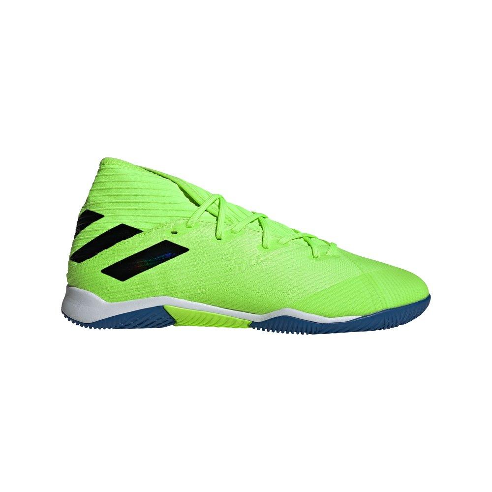 Adidas Chaussures Football Salle Nemeziz 19.3 In EU 44 Signal Coral / Core Black / Royal Blue