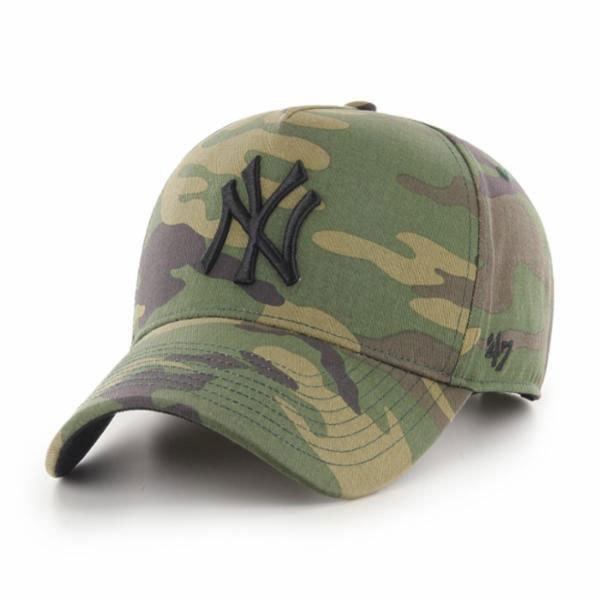 47 Mlb New York Yankees Grove Mvp One Size Camo