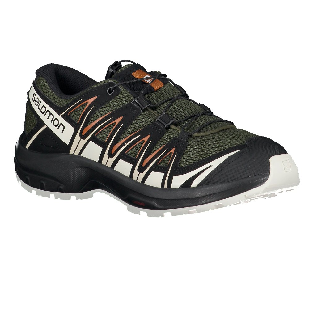 Salomon Xa Pro 3d Junior EU 40 Grape Leaf / Vanilla Ice / Caramel Cafe