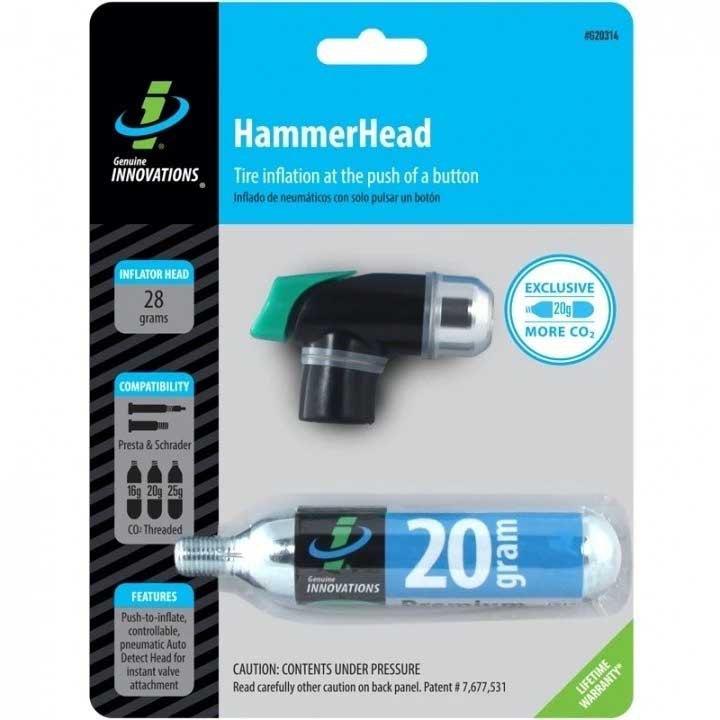 genuine-innovations-hammerhead-co2-one-size-black