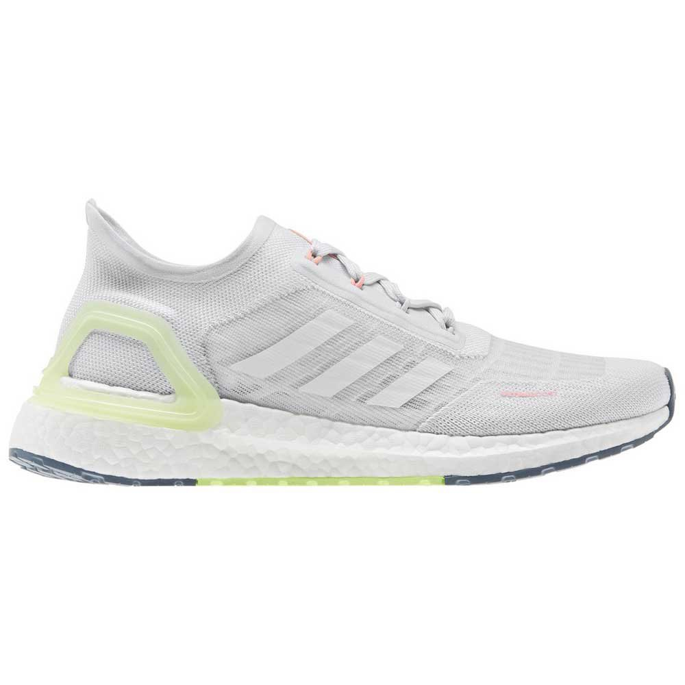 Adidas Ultraboost Summer.rdy EU 37 1/3 Dash Grey / Footwear White / Light Flash Red