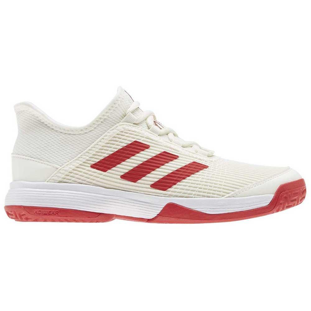 Adidas Adizero Club Kid EU 38 Off White / Scarlet / Footwear White