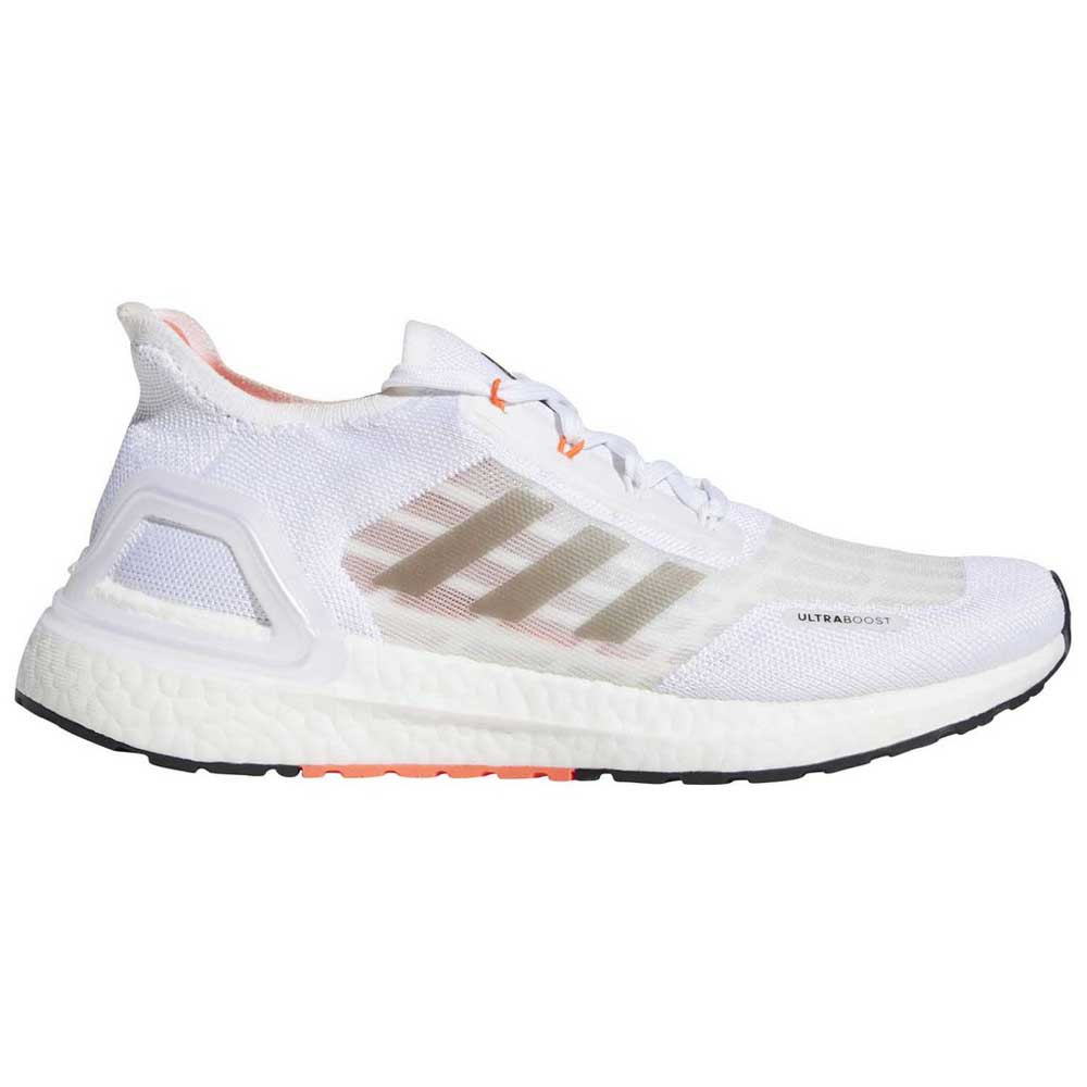 Adidas Ultraboost Summer.rdy EU 40 Footwear White / Core Black / Solar Red
