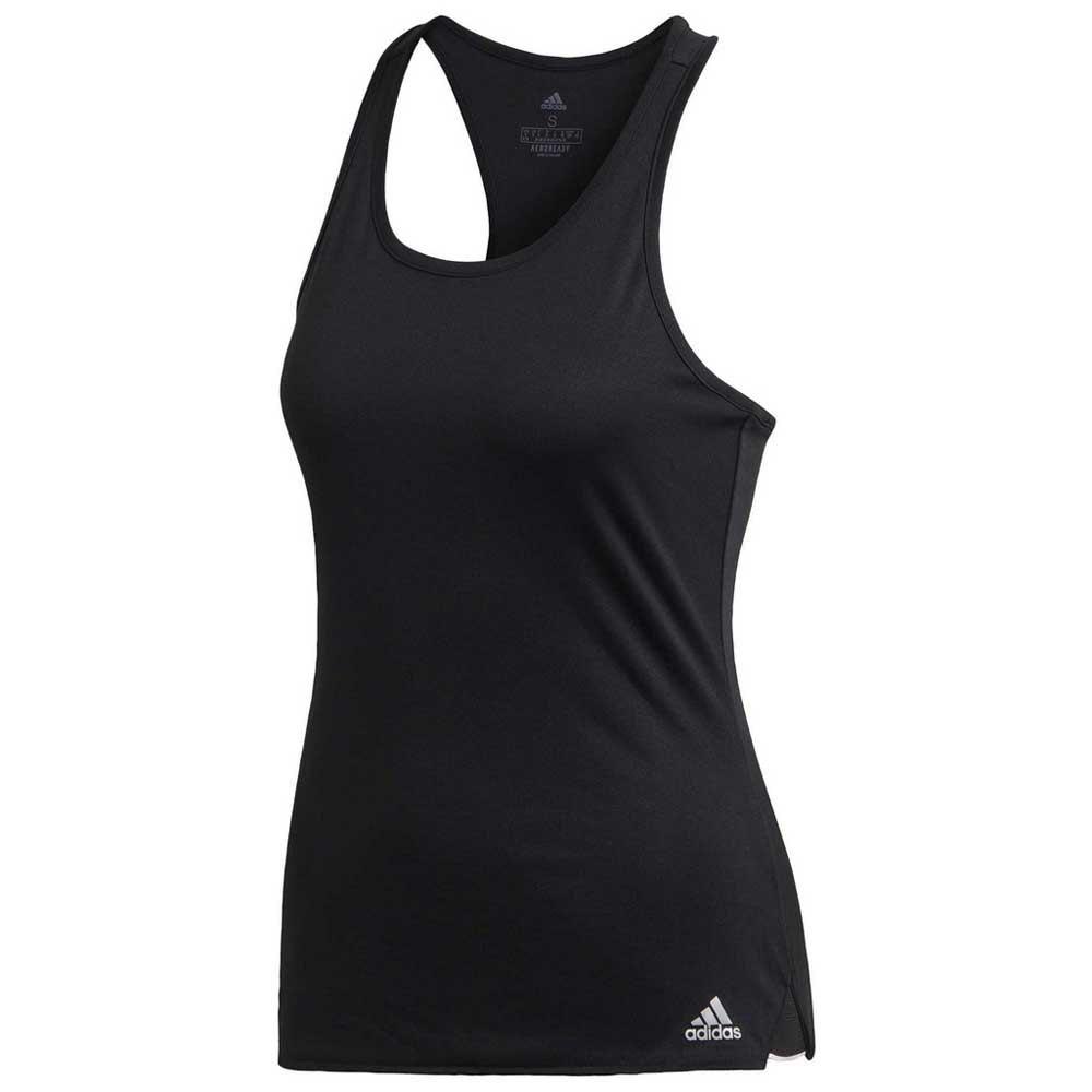 Adidas Club L Black / Metal Silver / White