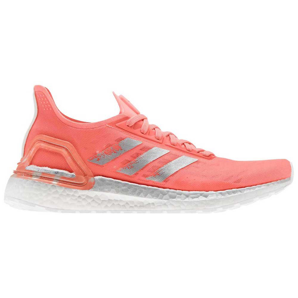 Adidas Ultraboost Pb EU 40 Signal Coral / Silver Metal / Footwear White