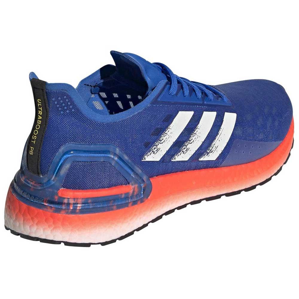 zapatillas running adidas azul