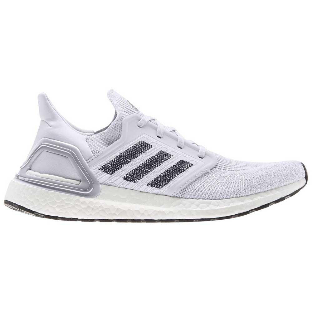 Adidas Ultraboost 20 EU 44 2/3 Dash Grey / Grey Five / Solar Red