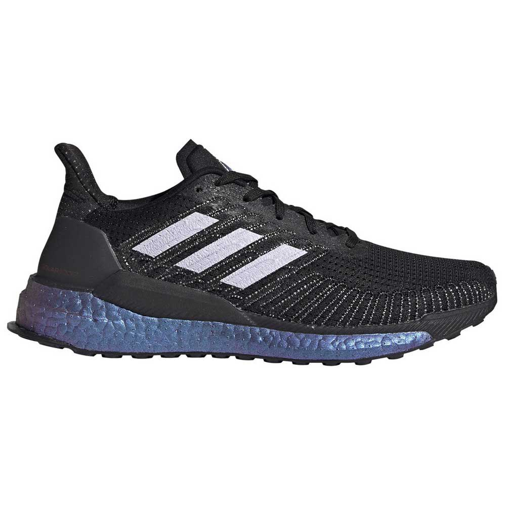 Adidas Solar Boost EU 40 Core Black / Solar Red