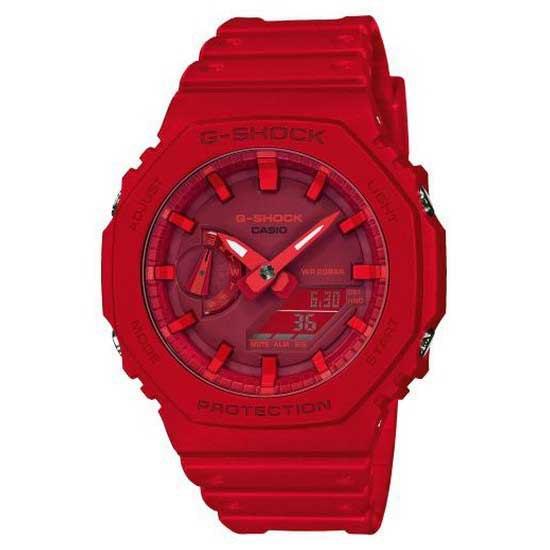 G-shock Relógio Ga-2100-4aer One Size Red - Relógios Relógio Ga-2100-4aer