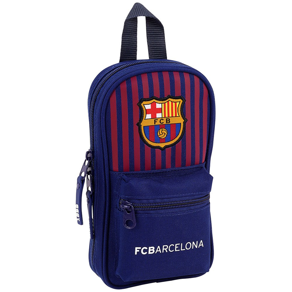 Safta Trousse Fc Barcelona Plein One Size Red / Blue