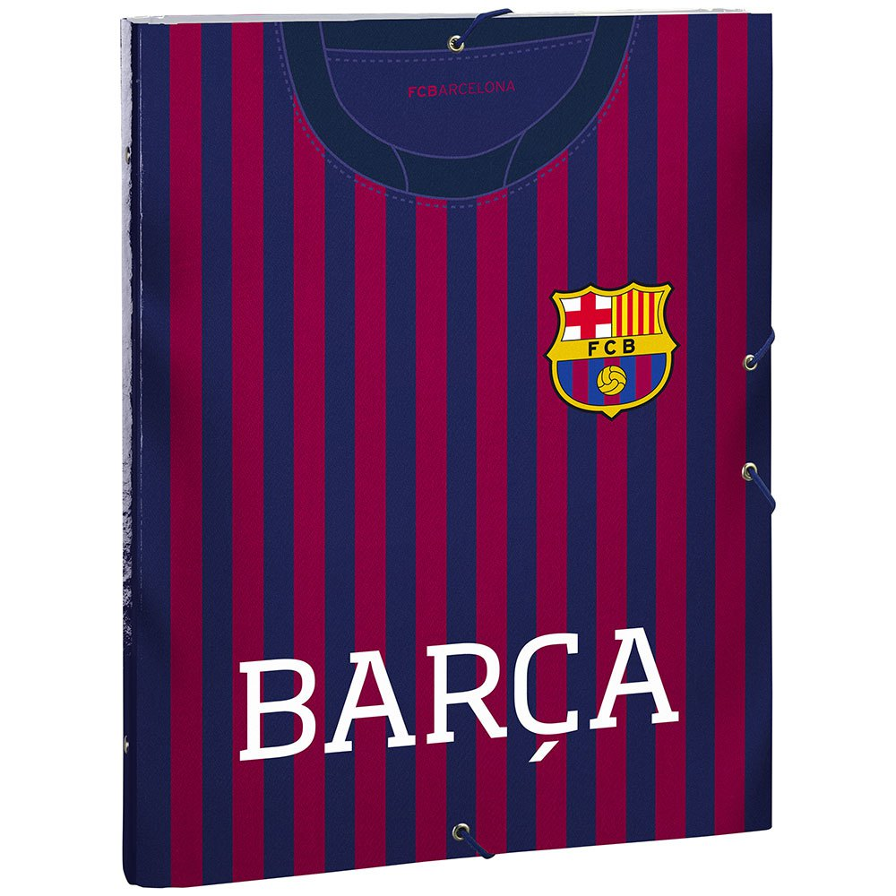 Safta Fc Barcelona One Size Red / Blue