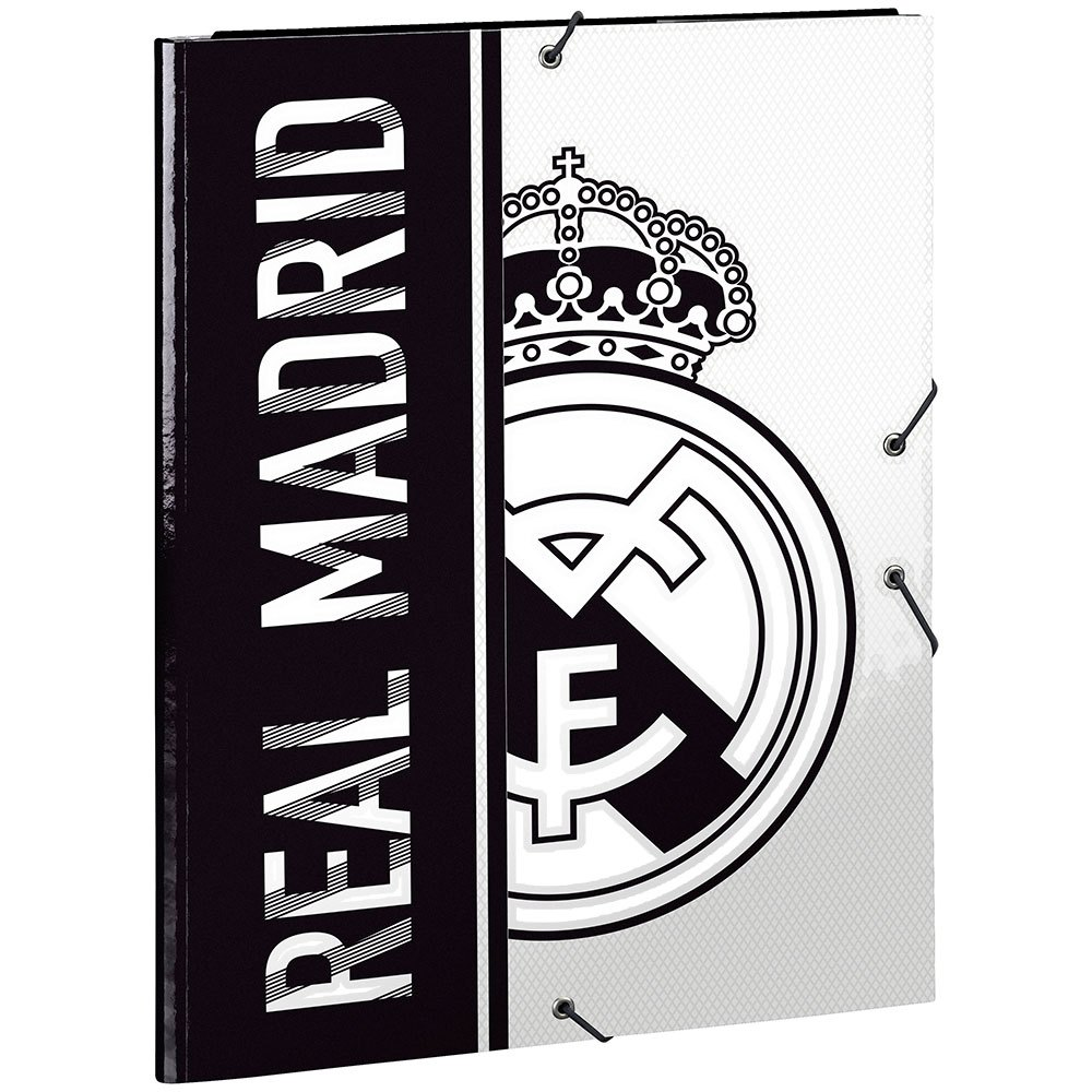 Safta Real Madrid Home One Size White