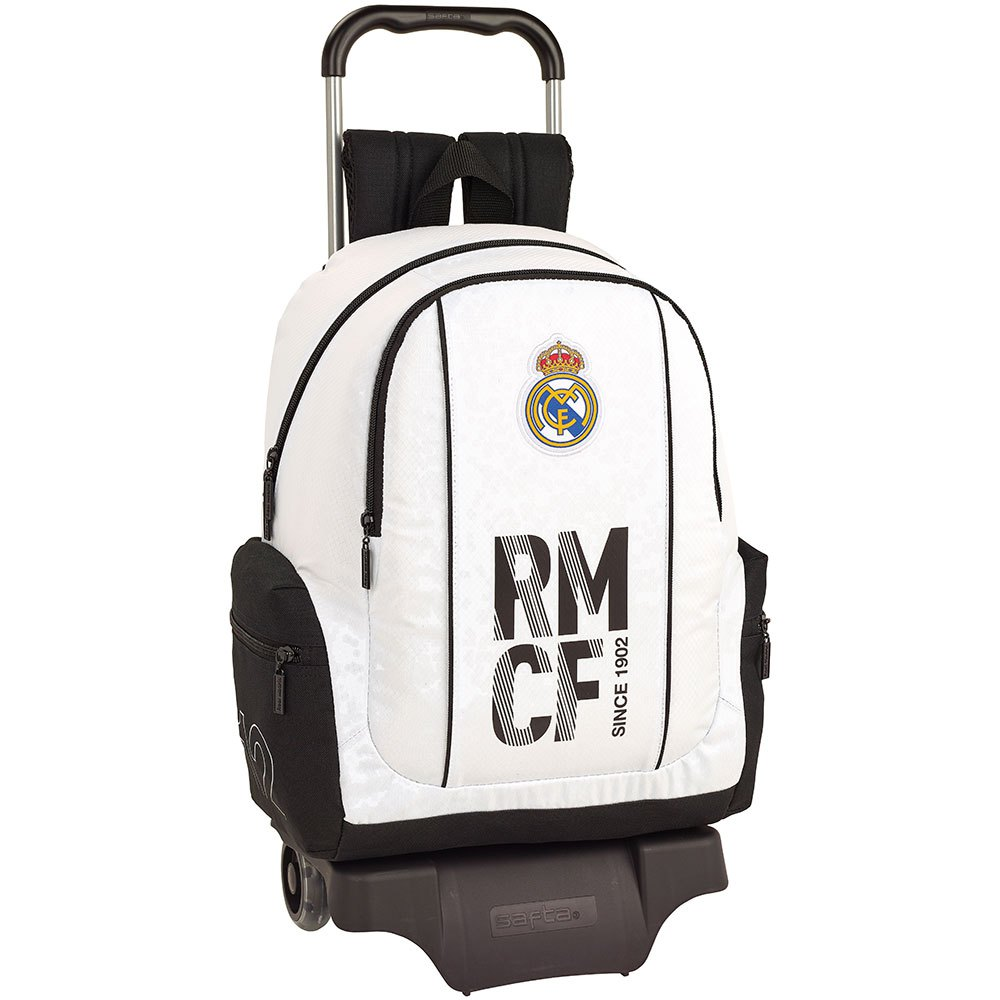 Safta Real Madrid Home 23.5l One Size White