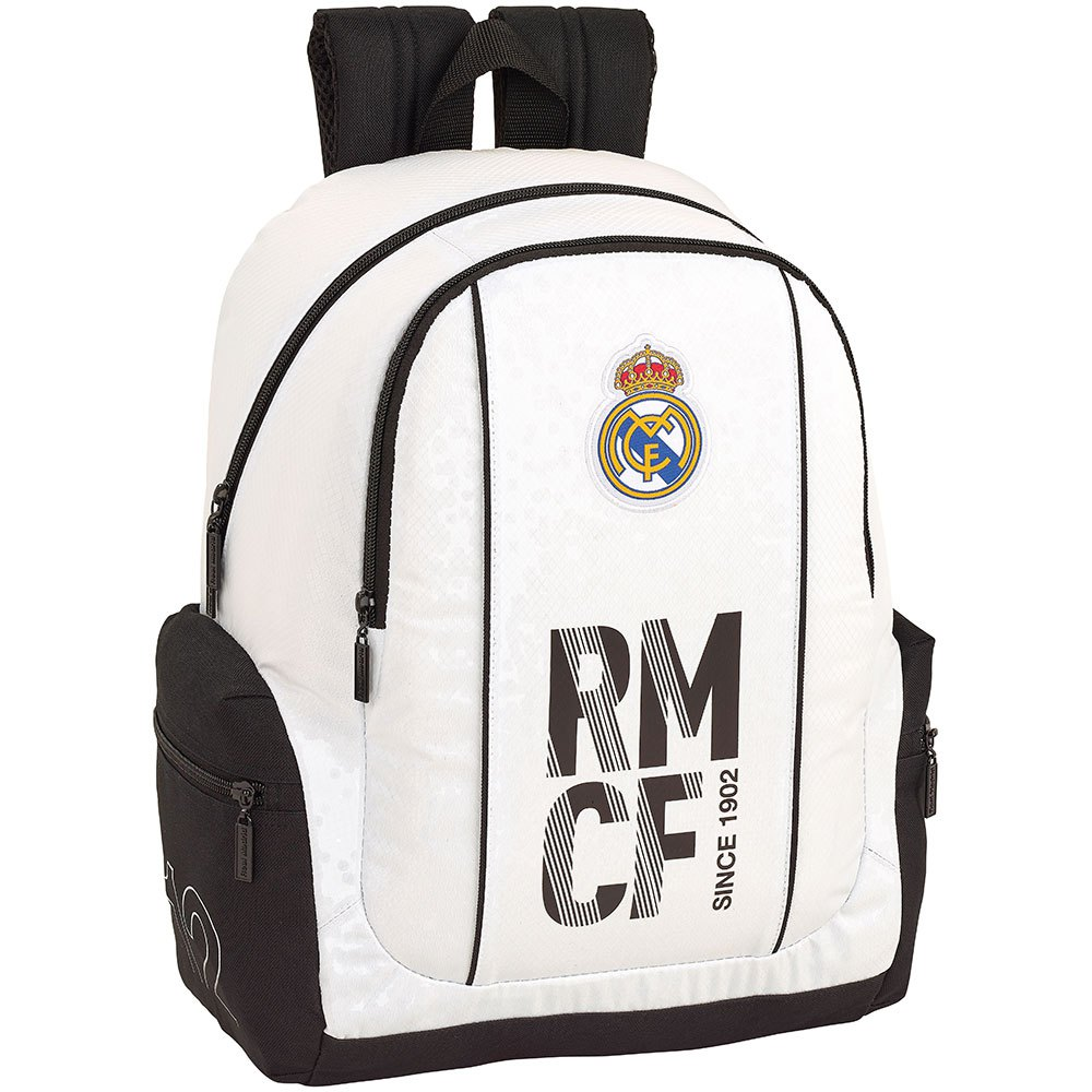 Safta Real Madrid Home 18/19 23.5l One Size White