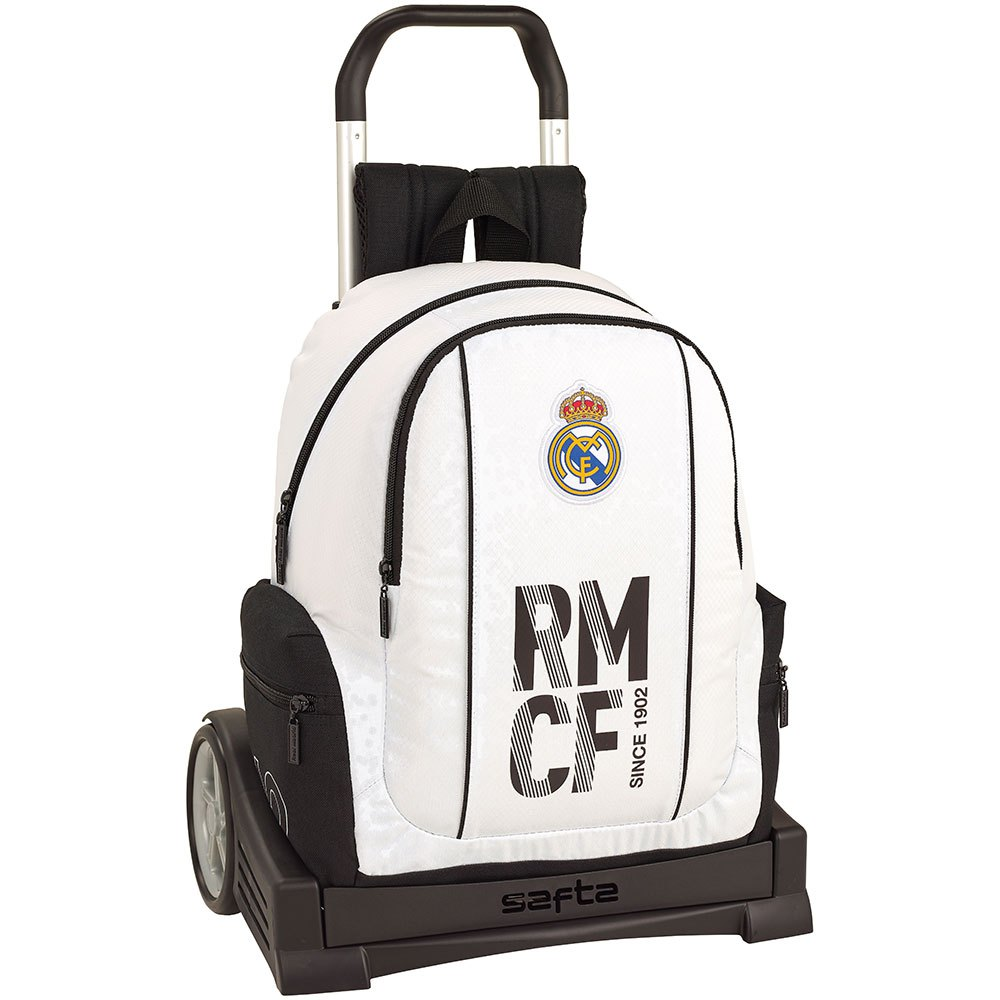 Safta Real Madrid Home Evolution 23.5l One Size White