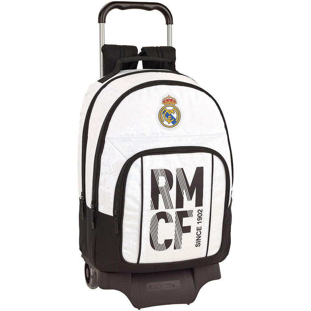 Safta Real Madrid Home 21l One Size White