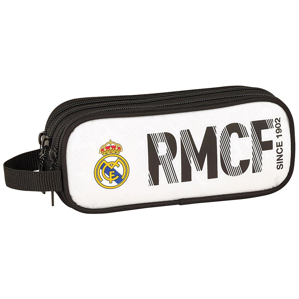 Safta Real Madrid Home Triple One Size White