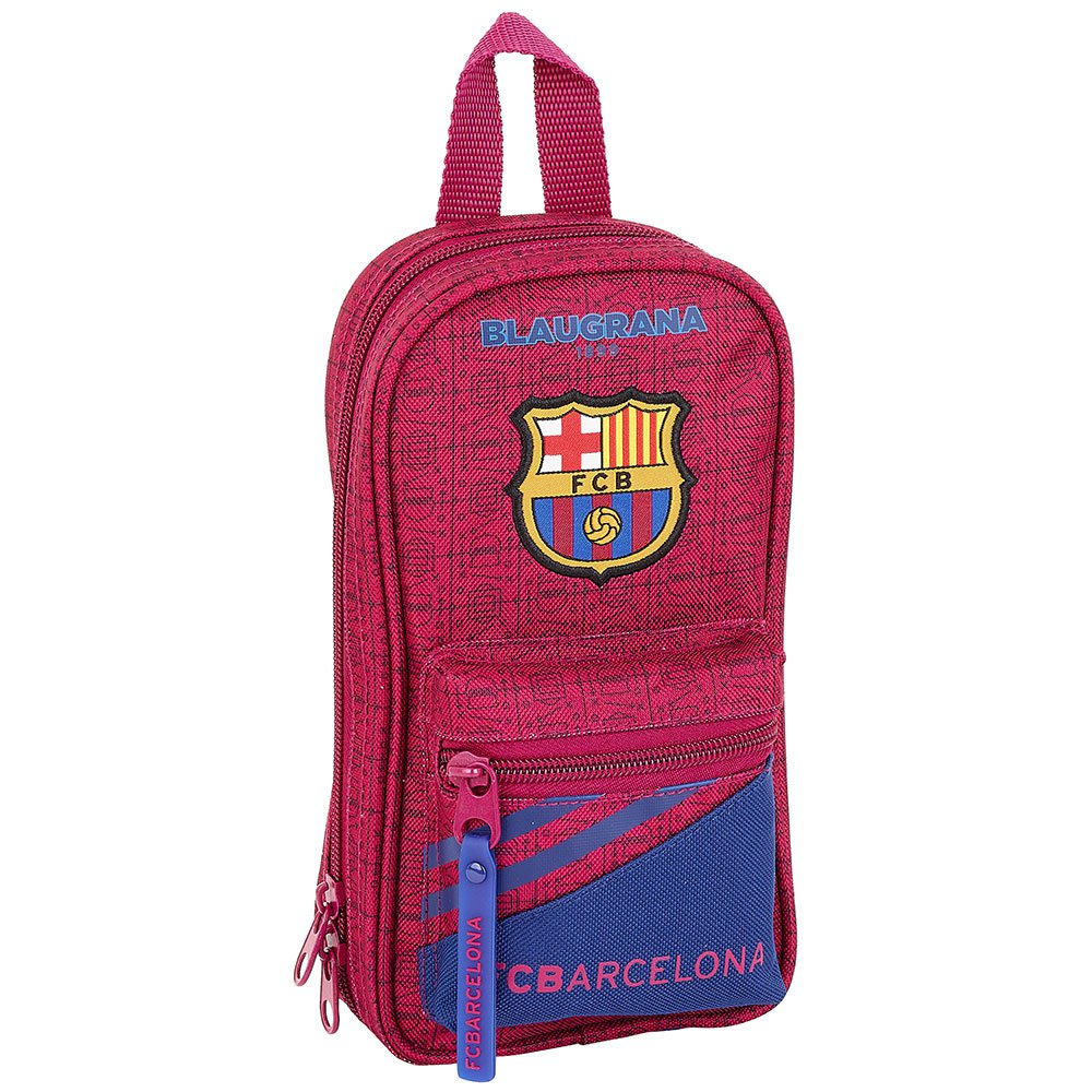 Safta Fc Barcelona Empty One Size Red