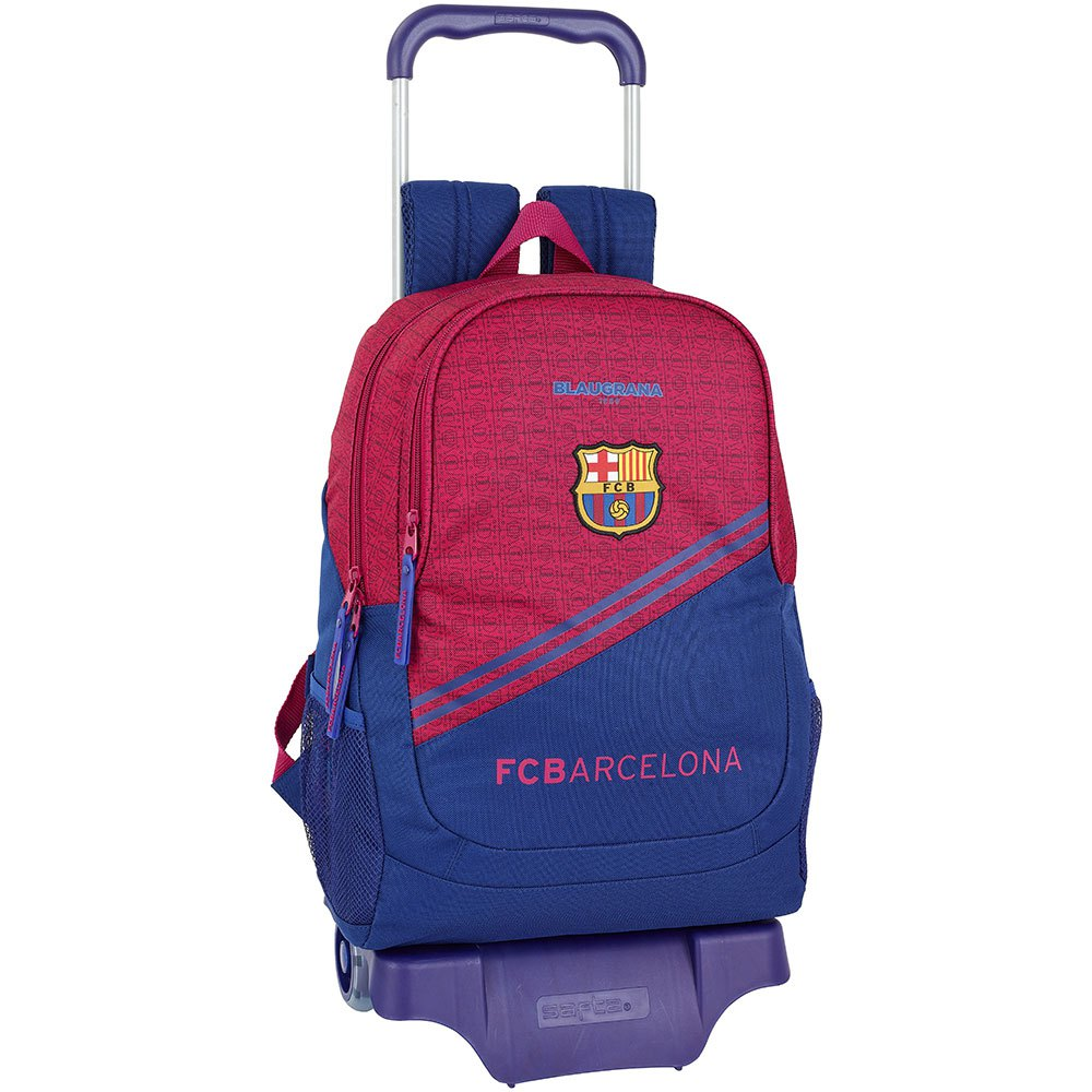 Safta Fc Barcelona Corporate One Size Red
