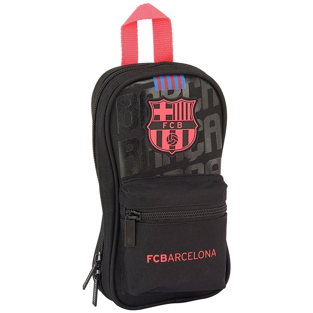 Safta Fc Barcelona Filled One Size Black