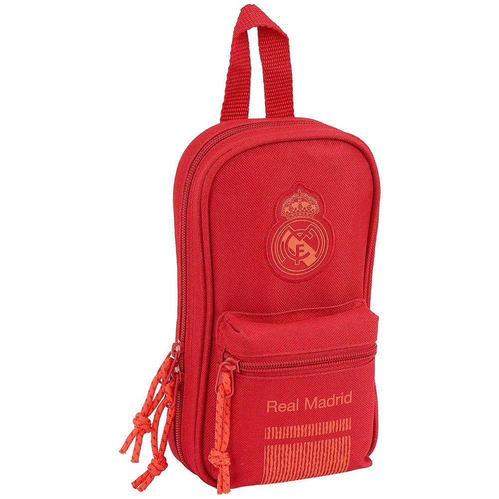 Safta Real Madrid Empty One Size Red