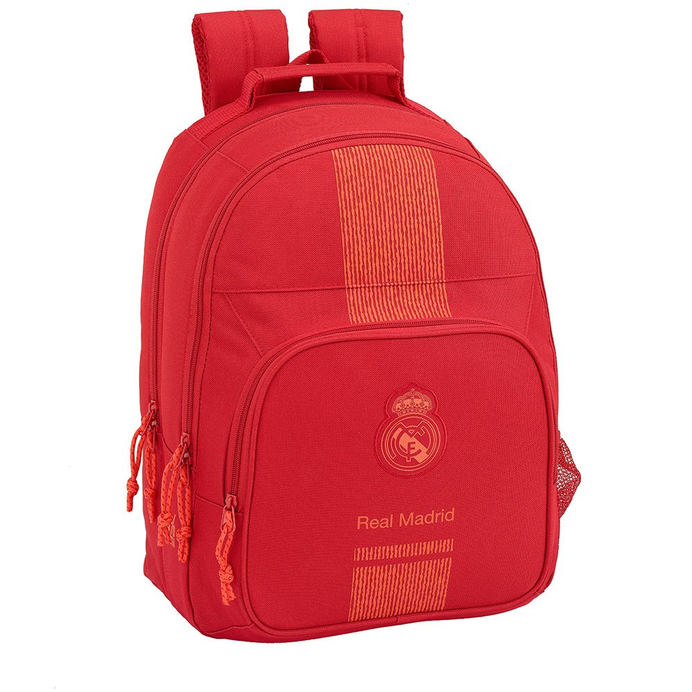 Safta Real Madrid 22l One Size Red