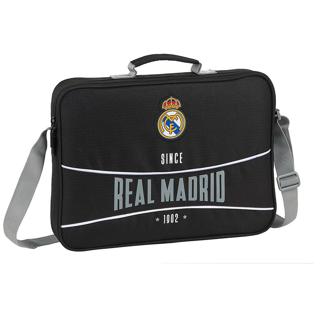 Safta Real Madrid 1902 One Size Black