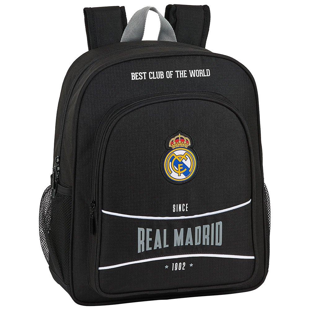 Safta Real Madrid 1902 Junior One Size Black