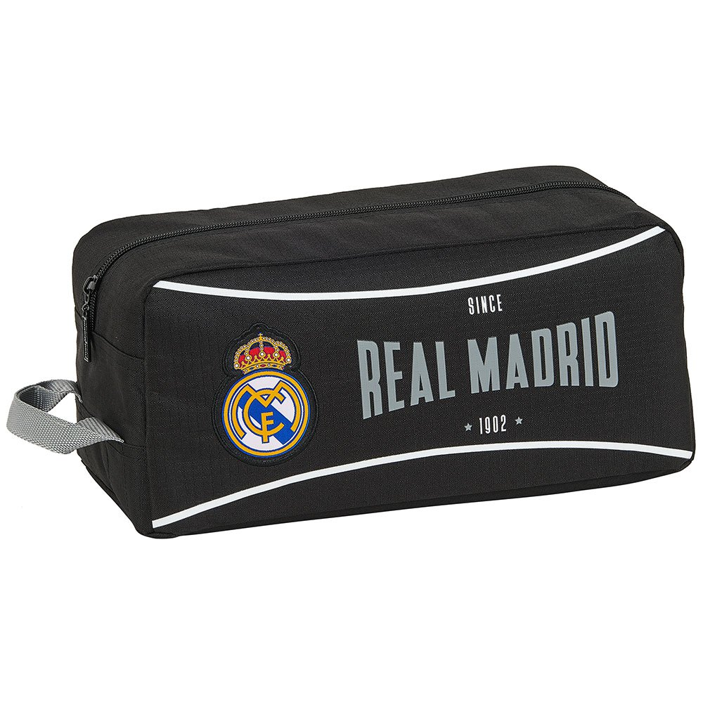 Safta Real Madrid 1902 One Size Black / Black / Black