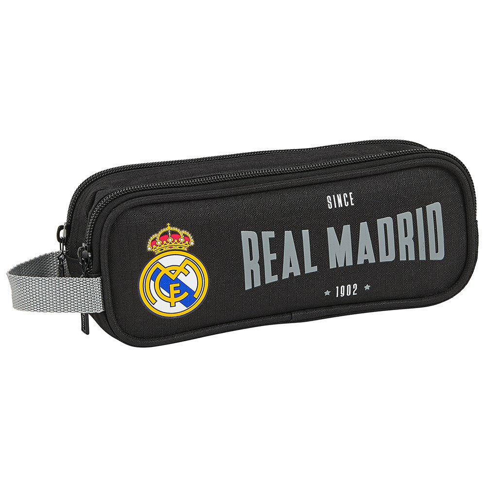 Safta Real Madrid 1902 Double One Size Black