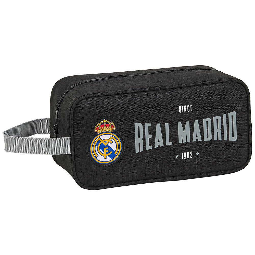 Safta Real Madrid 1902 One Size Black / Black / Black / Black