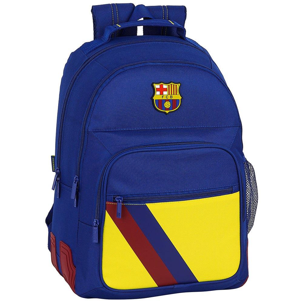 Safta Fc Barcelona Away 19/20 Double One Size Blue / Yellow