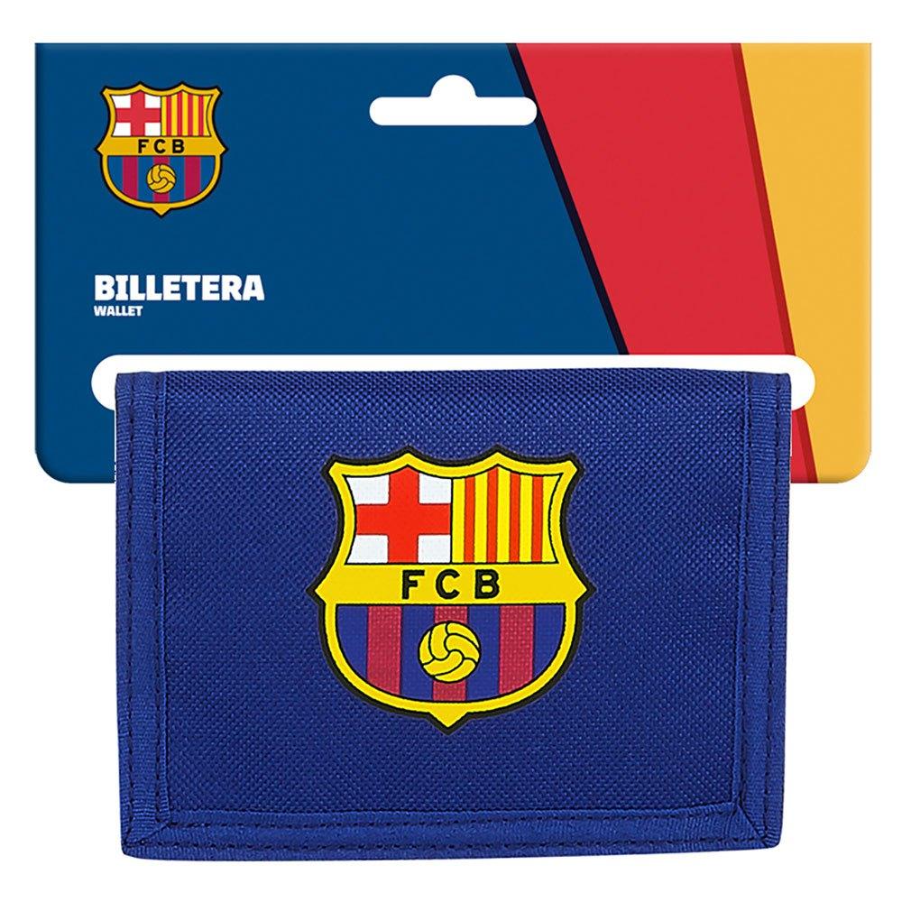 Safta Portefeuille Fc Barcelona Extérieur 19/20 One Size Blue