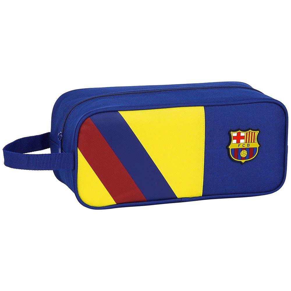 Safta Fc Barcelona Extérieur 19/20 One Size Yellow / Blue / Red
