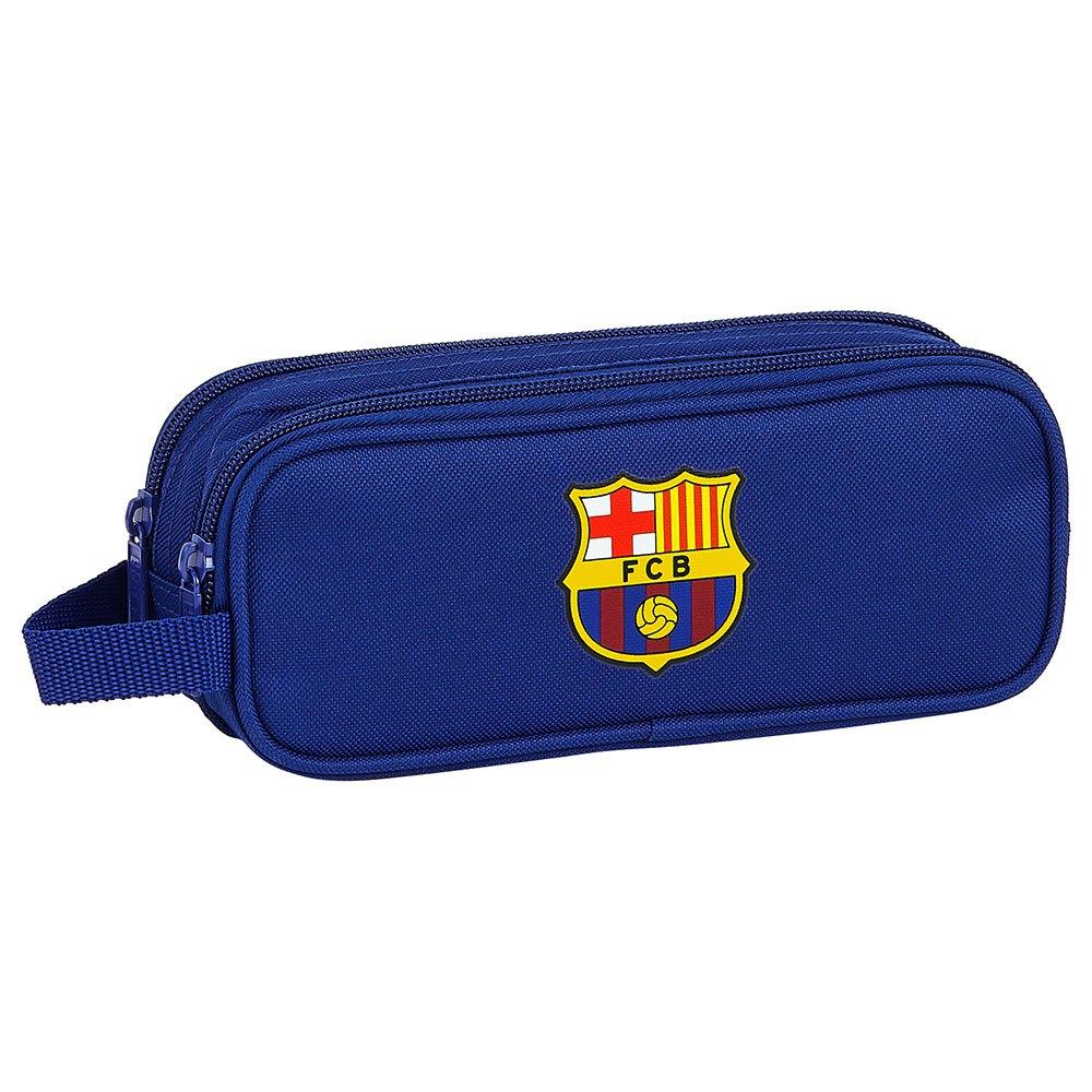 Safta Fc Barcelona Away 19/20 Double One Size Blue