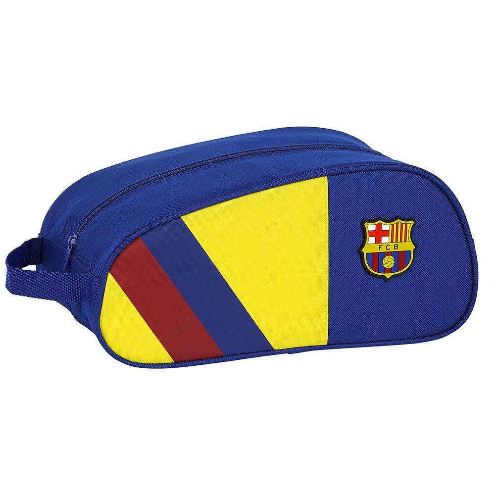 Safta Fc Barcelona Extérieur 19/20 One Size Yellow / Blue