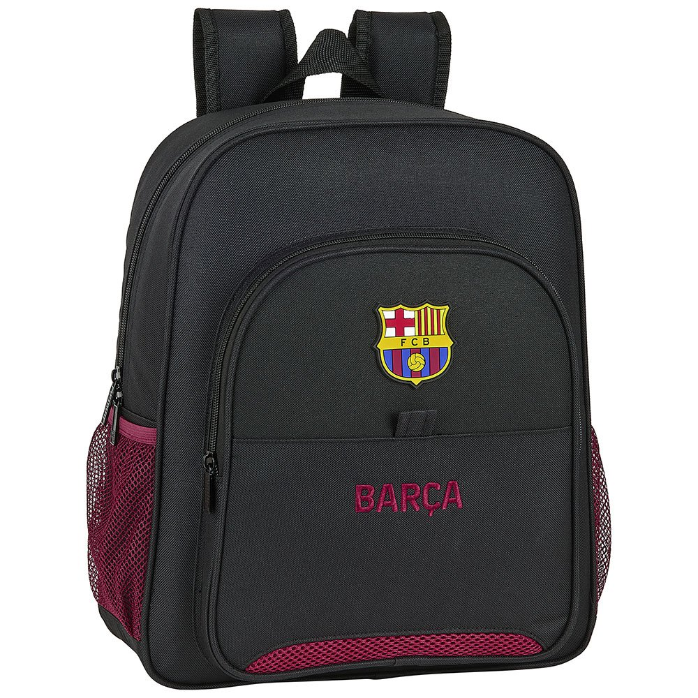 Safta Fc Barcelona Junior One Size Black