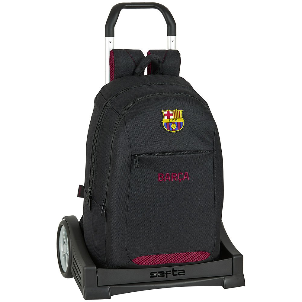 Safta Fc Barcelona Evolution One Size Black