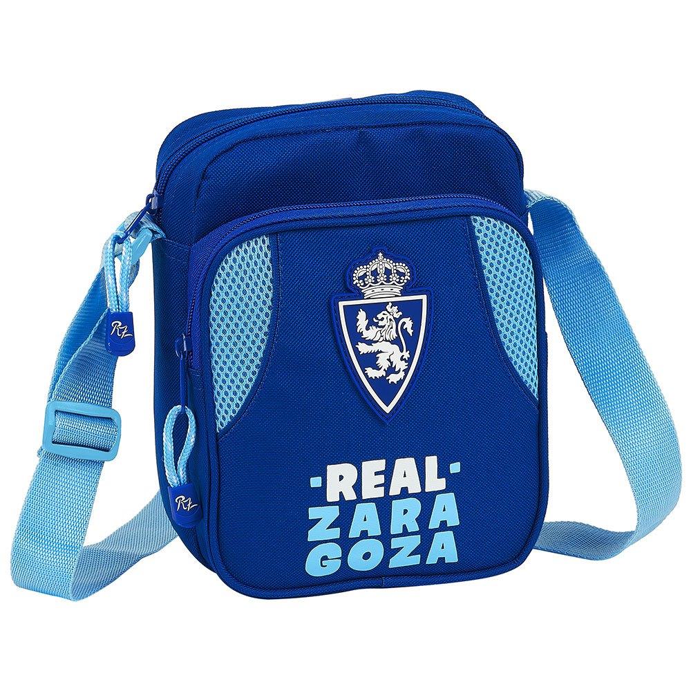 Safta Real Zaragoza Corporate One Size Blue / Turquoise