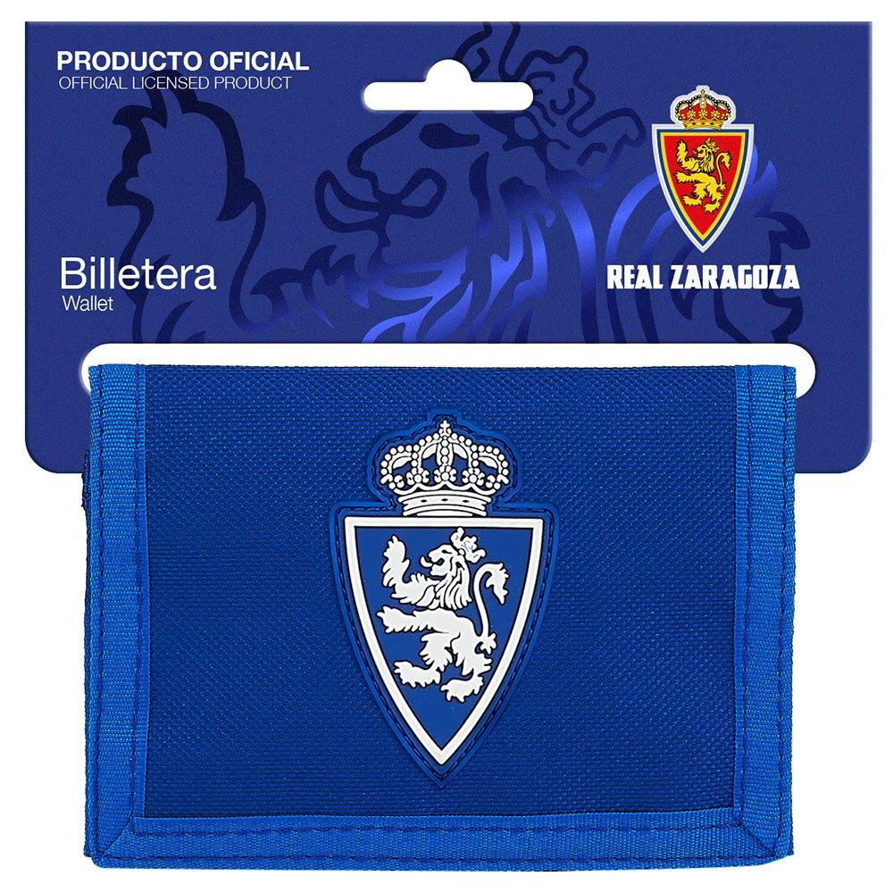 Safta Portefeuille Real Zaragoza One Size Blue / Turquoise